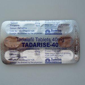 Tadarise 40 - cialis