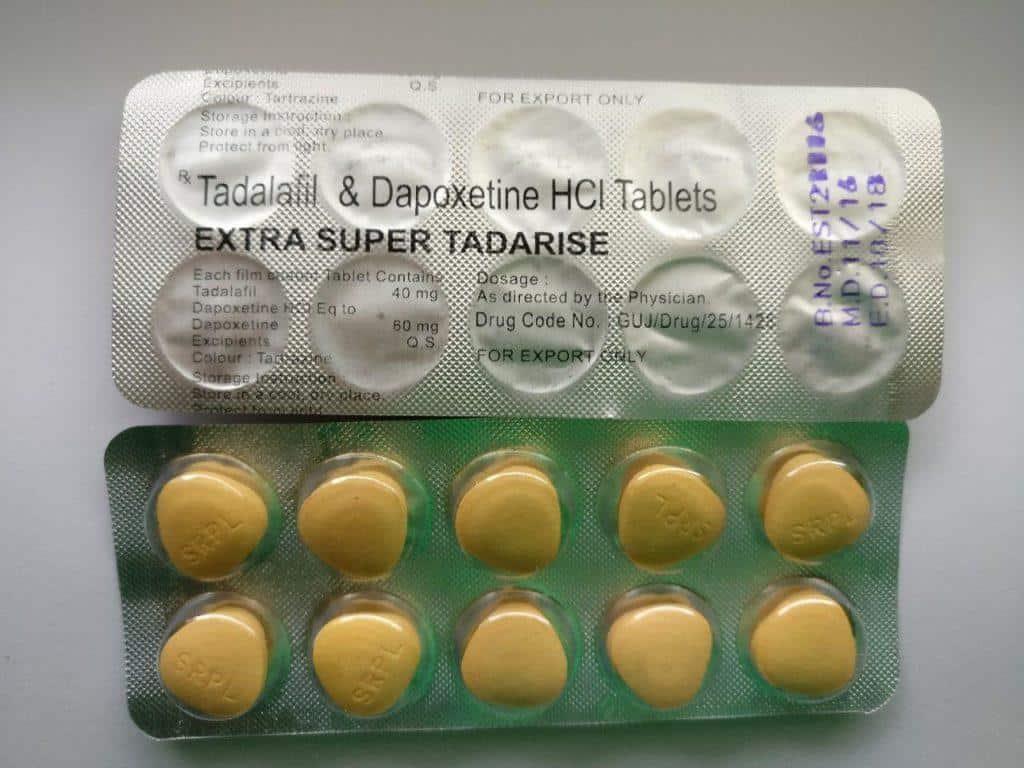 Extra Super Tadarise 2 in 1